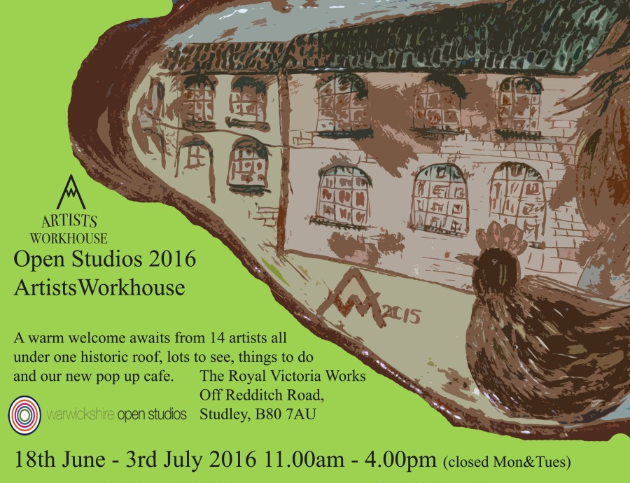 Warwickshire Open Studios and Studley Arts Trail