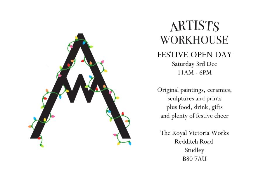 Festive Open Studios – Made inStudley
