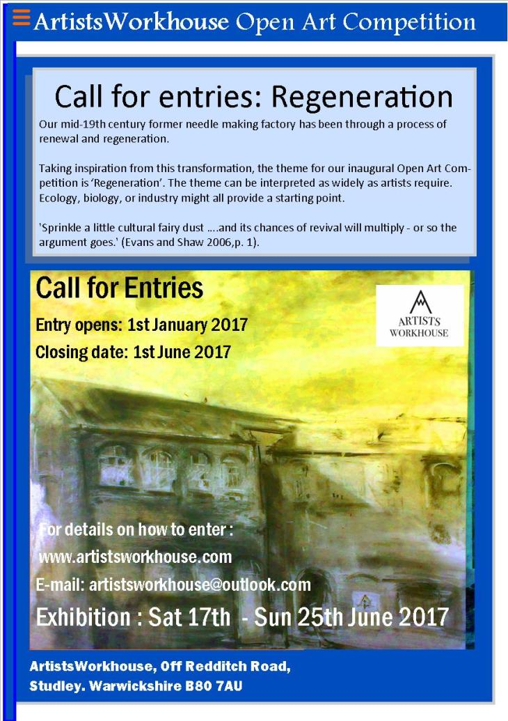 AW Open Art Competition 2017