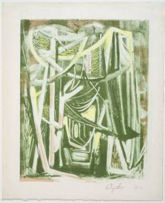 Path Through Wood 1950 Bryan Wynter 1915-1975 Purchased 1990 http://www.tate.org.uk/art/work/P77361