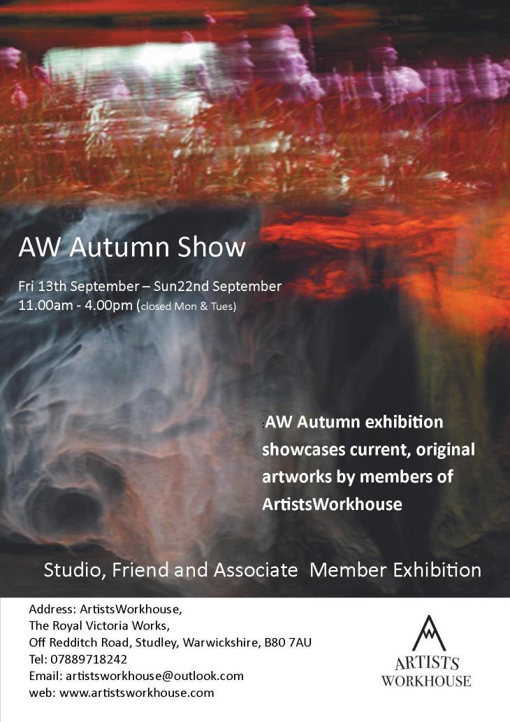 AW Autumn Show