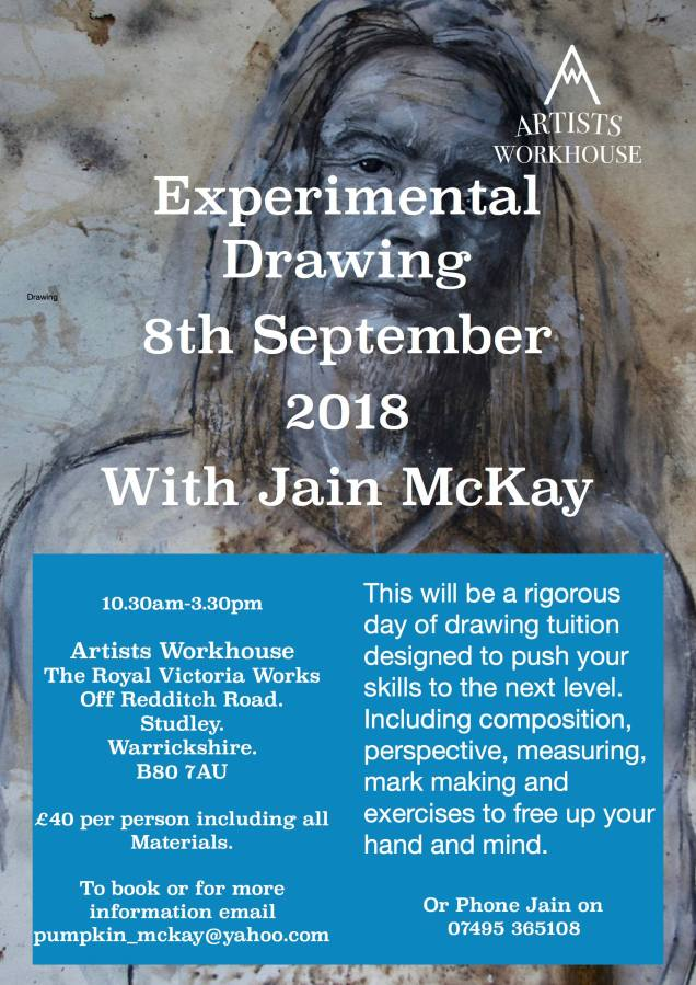 Experimental Drawing Workshop