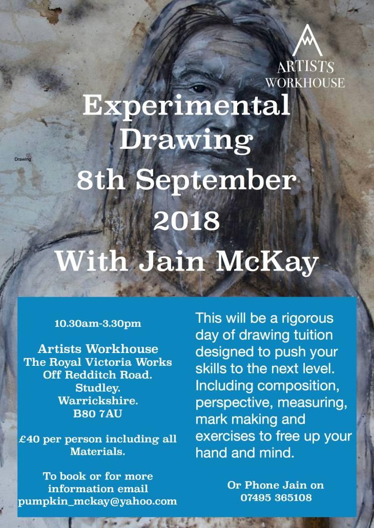 JM experimental Drawing