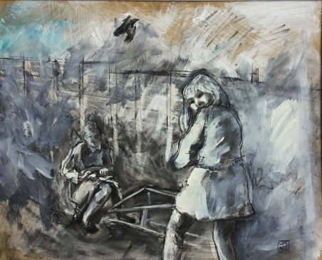 jane spence moments exhibition