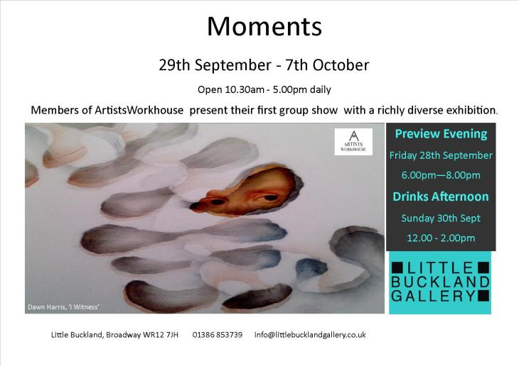 Moments flyer (II)